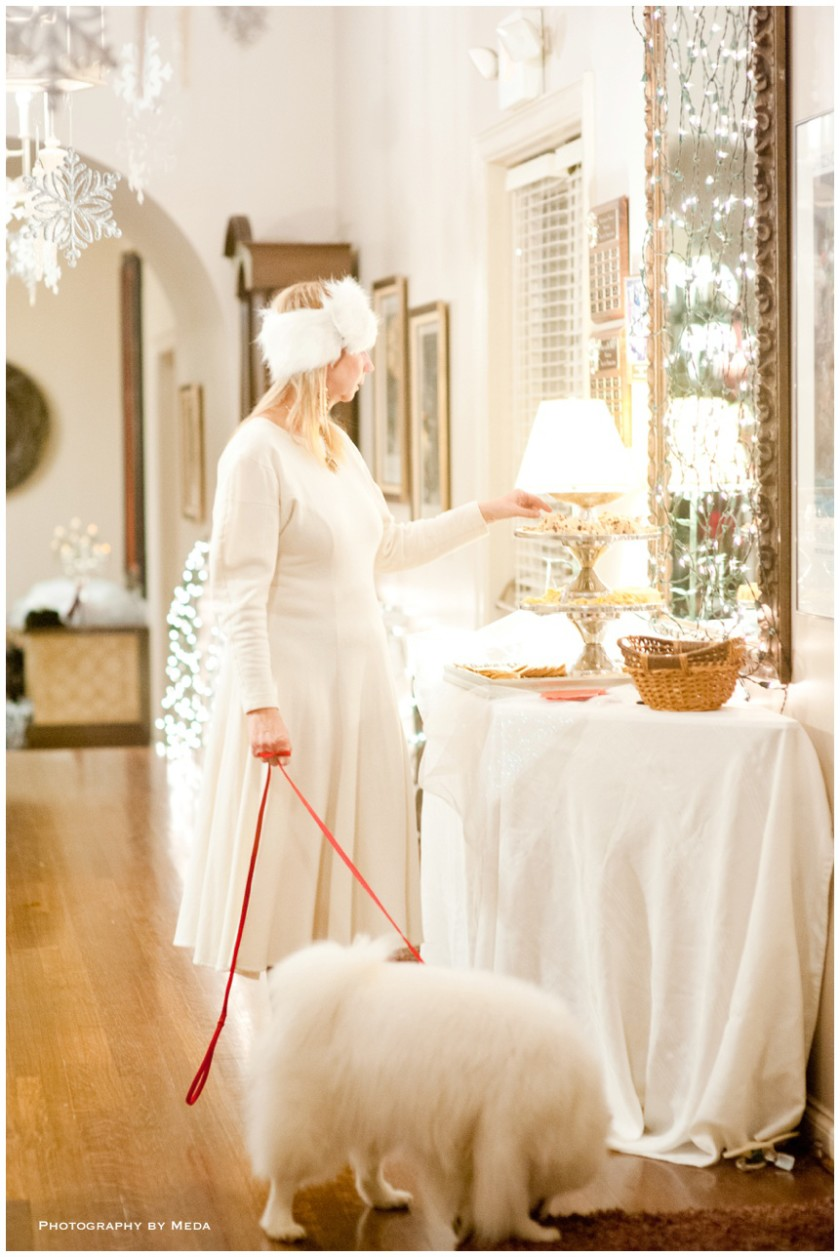 Dr. Zhivago Themed Christmas Party // The Shakespeare Club of ...