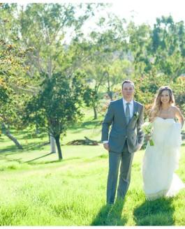 Mountain Meadows Golf Course // Marius & Alexandra Wedding Day